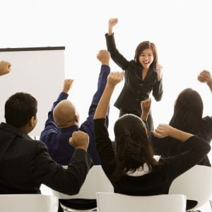 Coaching and facilitation is what we are good at, employee engagement