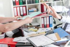 Lean Office process